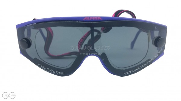 Alpina Ski (sun)glasses sport model 7 9770 Color 40 - Junior Swing Optic