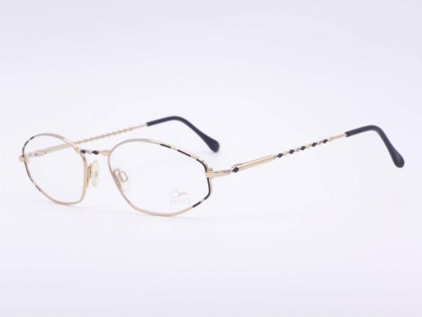 CAZAL gold black women glasses metal ladies frame model 1144 GrauGlasses