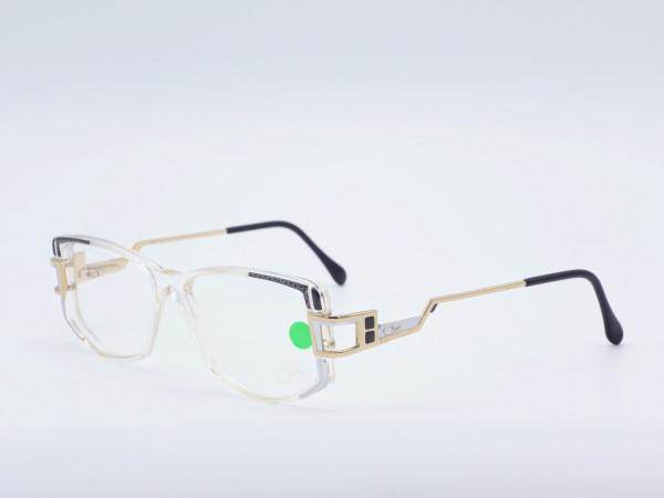 CAZAL ladies glasses model 302 Color 107 in transparent gold-black temples | GrauGlasses