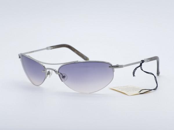 Matsuda Luxury Men Sunglasses Violett Gradient Lenses 10681 Metal Frame