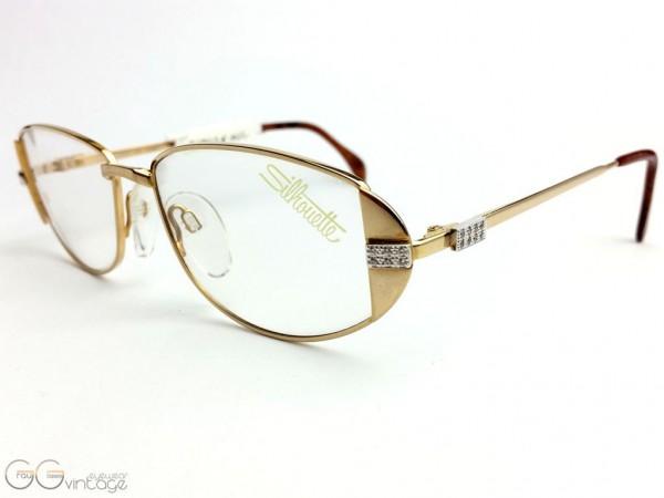 Silhouette Modell M6860 Color V6052 GrauGlasses / GGvintage-eyewear