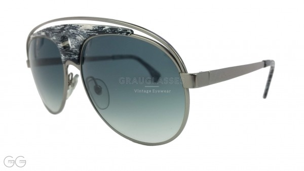 alain mikli pilot sunglasses model 633 Color 0018