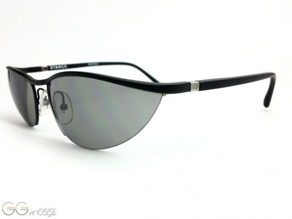 alain mikli Starck Model P9916 Color 01 GrauGlasses / GGvintage-eyewear