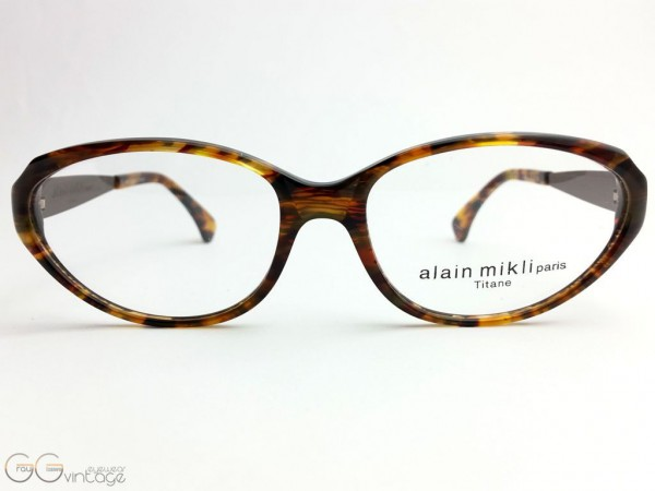 alain mikli Glasses Model 2199 Color 2214 / GrauGlasses | GG vintage eyewear