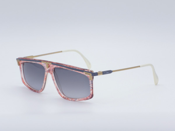 CAZAL 190 rectangular Vintage Frame West Germany 80s Woman Sunglasses GrauGlasses