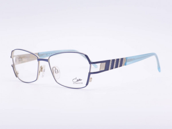 CAZAL blue ladies frame model 1088 modern rectangular frame