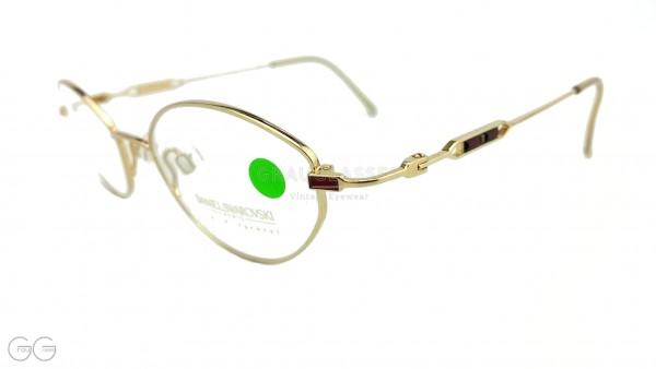 Swarovski Damenbrille Modell S092 Color 6052