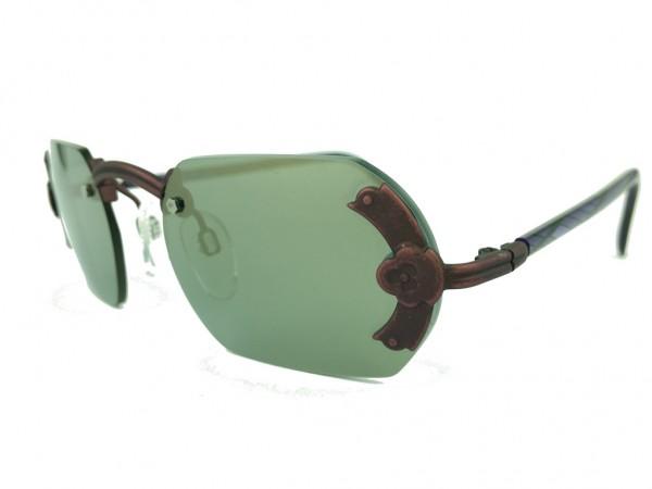 Silhouette Sonnenbrille Modell M8047 Color V6051 GrauGlasses / GGvintage-eyewear