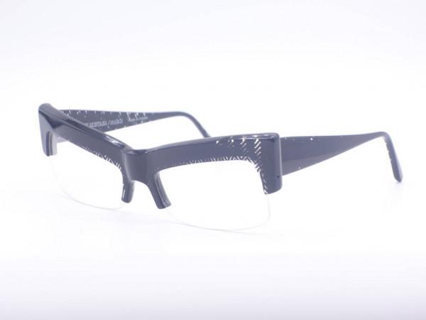 Claude Montana 522 schwarz transparente Damen Brille