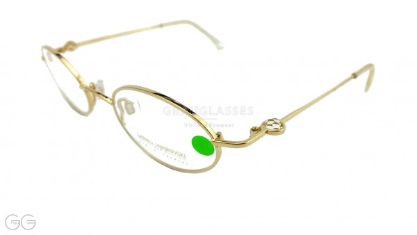 Swarovski ladies glasses model S056 Color 6052