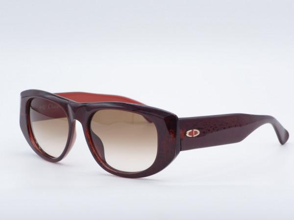 DIOR 2556 Massive red Rectangular Sunglasses 90s Vintage Frame Optyl GrauGlasses