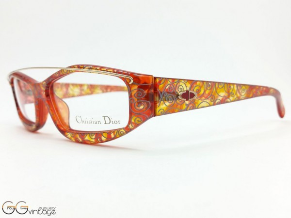 Dior Model 2598 Color 30 GrauGlasses GGvintage eyewear
