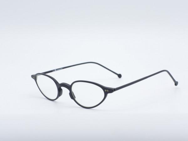l.a. Eyeworks Catyeye Vintage Women Glasses Model RAY Matt Black Ladies Frame GrauGlasses
