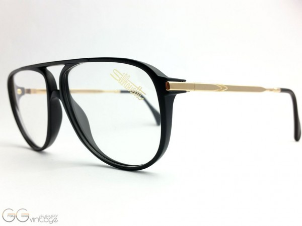 Silhouette Model SPX M2723 Color C1555 GrauGlasses / GGvintage-eyewear