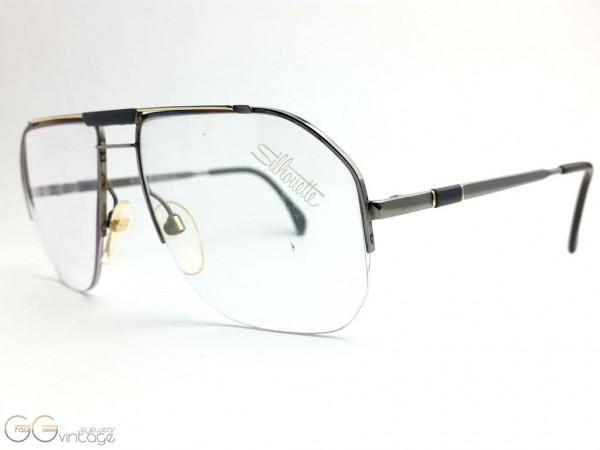 Silhouette Modell M7072 Color V6035 GrauGlasses / GGvintage-eyewear