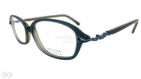Christian Lacroix Vintage Glasses Modell 5033 Color 44