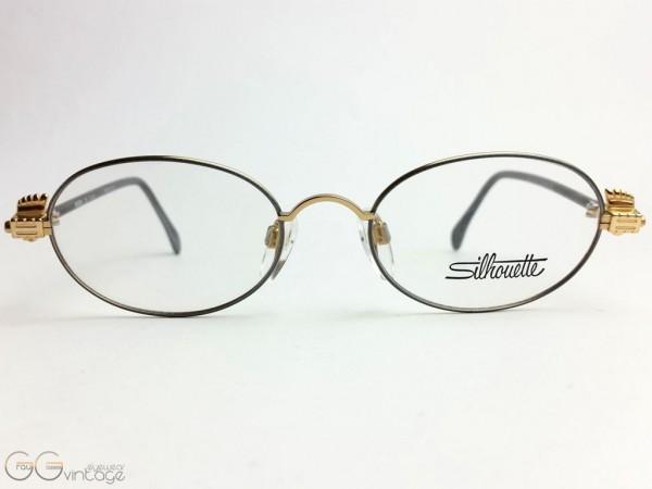 Silhouette Modell M6319 Color V6055 GrauGlasses GGvintage-eyewear