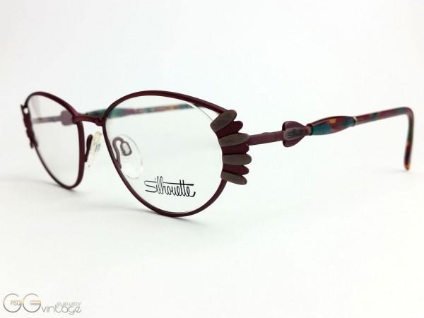 Silhouette Model M6222 Color V6053 GrauGlasses / GGvintage-eyewear