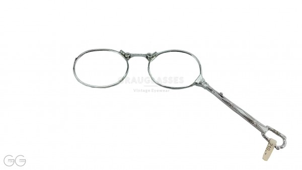 Lorgnette - Folding goggles - Handle glasses