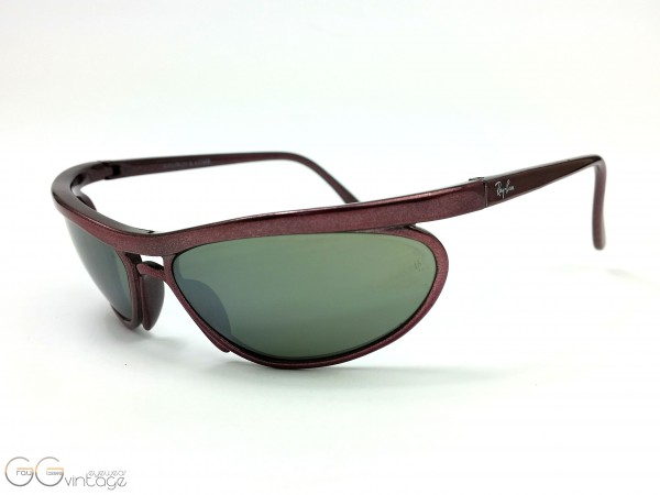 Ray-Ban B & L U.S.A Model W2493 Side Street GrauGlasses
