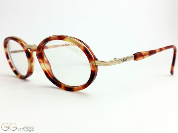Silhouette Model M7143 Color V6052 GrauGlasses / GGvintage-eyewear