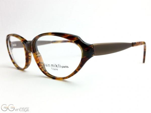 alain mikli Glasses Model 2199 Color 2214 / GrauGlasses | GG vintage eyewear