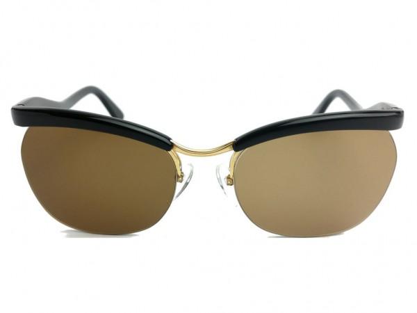 Essel 60's Vintage Sunglasses (Essilor) Model Nylor ARC Color Black