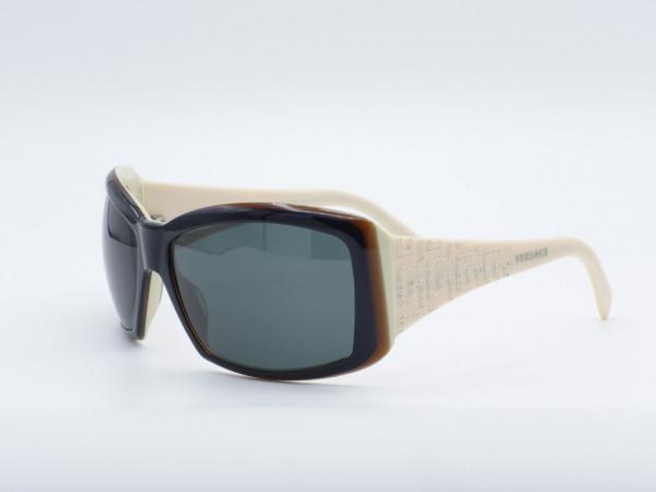 VERSACE 4069 Übergroße Schmetterling Damen Sonnenbrille Strass Frau Brille