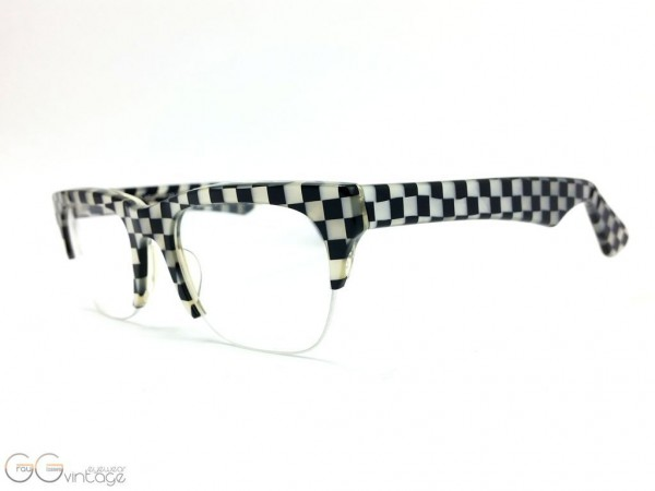 Jean Lafont Paris Modell Sichtbetont GrauGlasses GGvintage eyewear