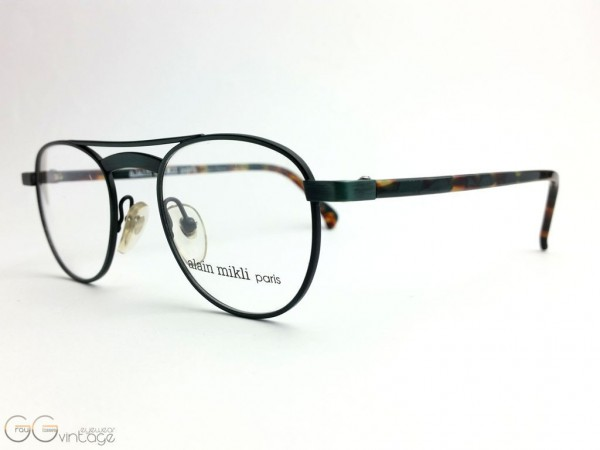 alain mikli Modell 3117 Color 3523 GrauGlasses / GGvintage-eyewear