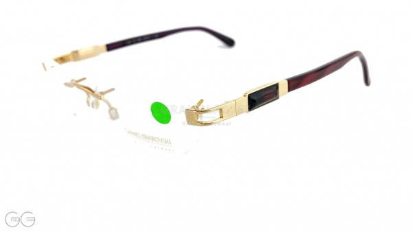 Swarovski Brille Modell S149 Color 6053