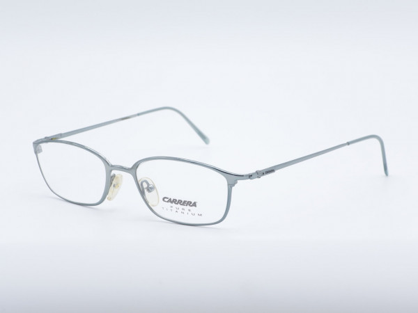 CARRERA 7170 Titanium Grau Rechteckige Männer Brille Leichtmetallrahmen GrauGlasses