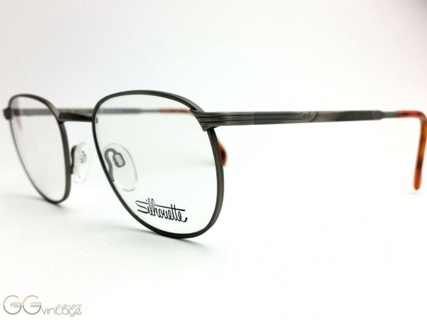 Silhouette Model M7203 Color V6053 GrauGlasses / GGvintage-eyewear