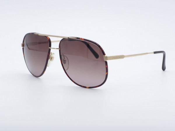 PLAYBOY 4604 Herren Pilot Sonnenbrille Große Metallrahmen GrauGlasses