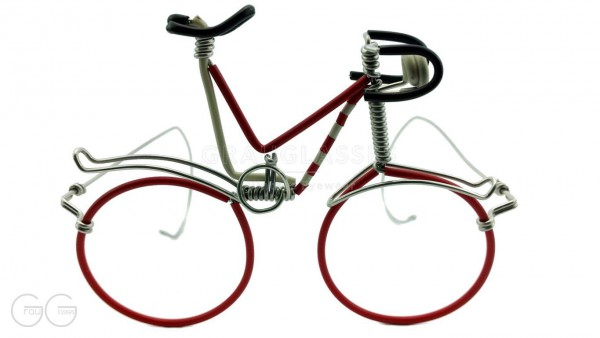 Nosecycle - freaky racer glasses