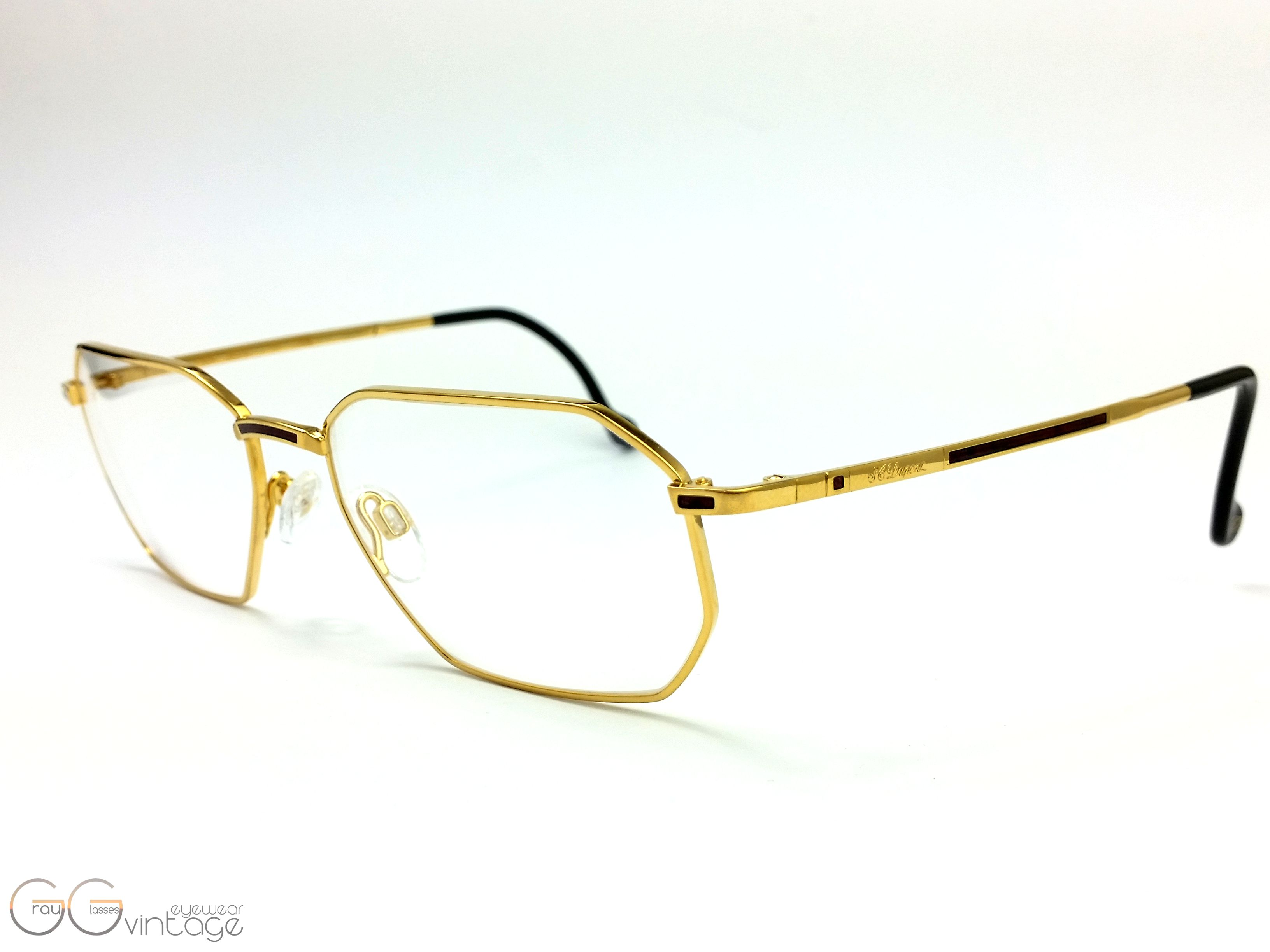 s t dupont model d119 20 6050 23kt gold plated