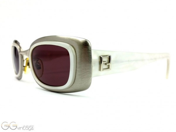 Fendi Model SL 7112 Color 039 GrauGlasses GGvintage eyewear
