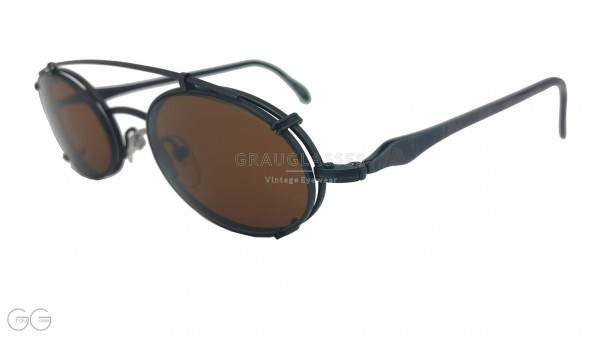 alain mikli vintage sunglasses model 6136 Color 0100
