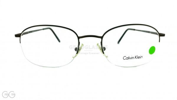 Calvin Klein Vintage Glasses model 263 Color 589 - halfrim