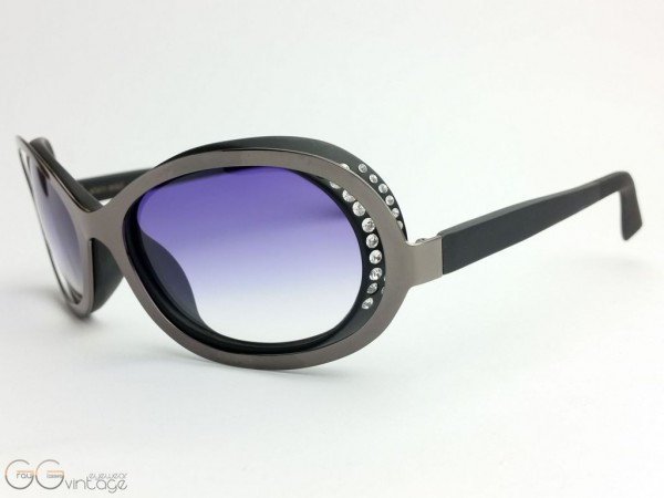 alain mikli Model A0151 Color 01 GrauGlasses / GGvintage-eyewear