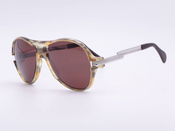 Collectible Cazal vintage sunglasses rarity rare model 802 never worn hip-hop style 80s GrauGlasses