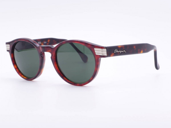 Chevignon original vintage sunglasses from the 90s with mineral lenses, frames in panto style and real classics and eye-catchers