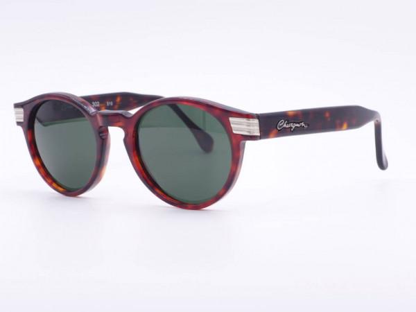 Chevignon Original Vintage Sonnenbrille 90er Jahre mit Mineralgläsern, Fassung im Panto Stil
