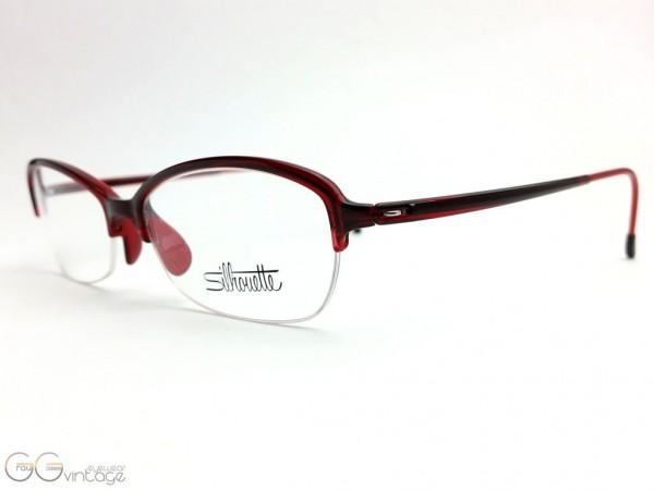 Silhouette Modell SPX M1518 Color 6080 GrauGlasses GGvintage-eyewear