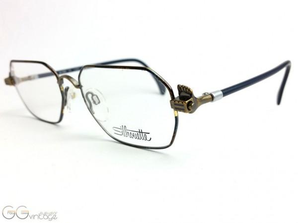 Silhouette Modell M7303 Color V6052 GrauGlasses GGvintage-eyewear
