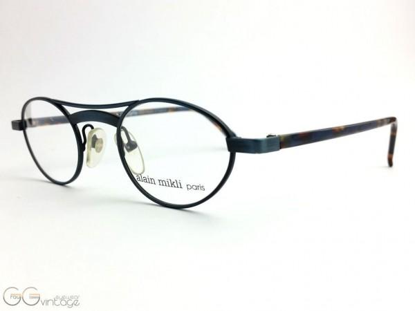 alain mikli Modell 2133 Color 3122 GrauGlasses / GGvintage-eyewear
