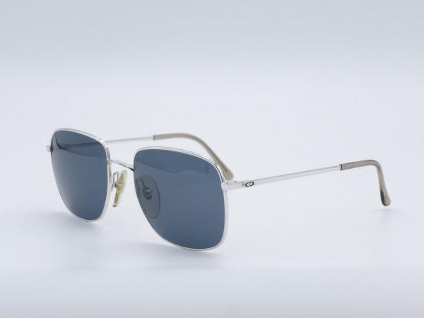 DIOR 2146 Monsieur Square Men sunglasses Vintage Metal Frame GrauGlasses