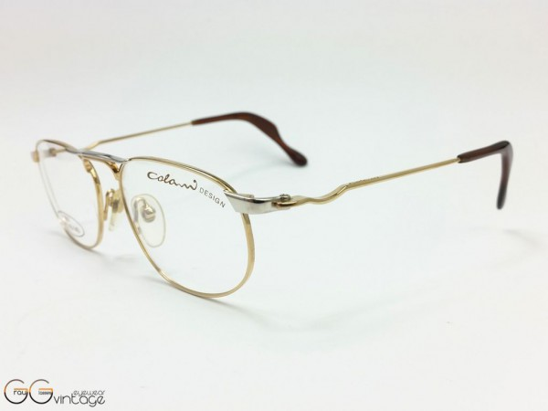 Colani Design Model 1601 Color 6C GGvintage eyewear GrauGlasses