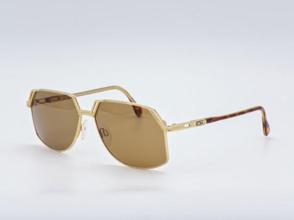 CAZAL sunglasses model 738 in gold with brown lenses | GrauGlasses