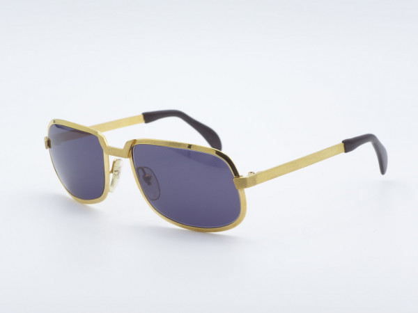 NEOSTYLE Nautic RO20 Small Version Golden metal Sunglasses Vintage Frame 80s GrauGlasses